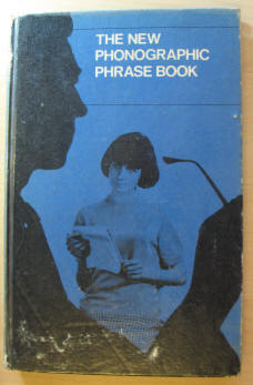 Book - The New Phonographic Phrase Book by Emily D Smith